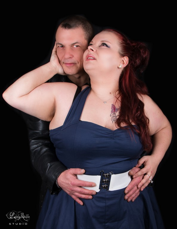Portrait de couple - Studio